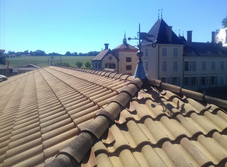 isolation thermique toit, Isolation thermique, Toitures Giroud